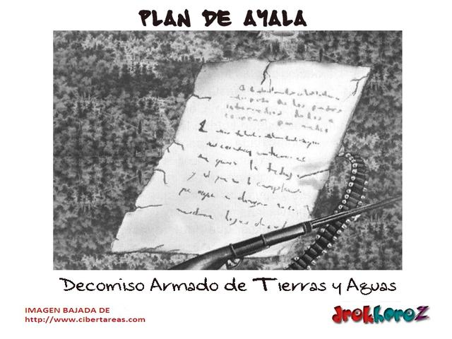 Plan de Ayala