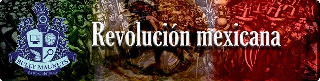 Inicia Revoluciòn Mexicana