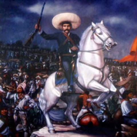Emiliano Zapata  y Morelos