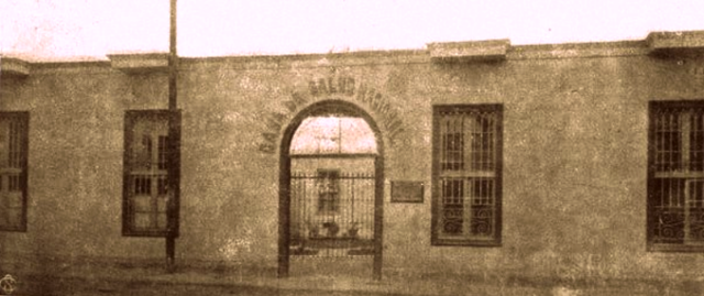 Primera escuela de enfermeria