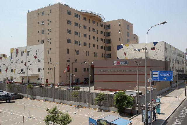 Escuela de enfermeras del hospital del niño del MINSA