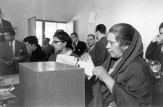 Primeras elecciones