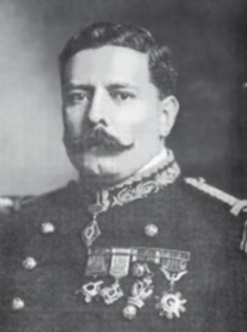 Félix Díaz.