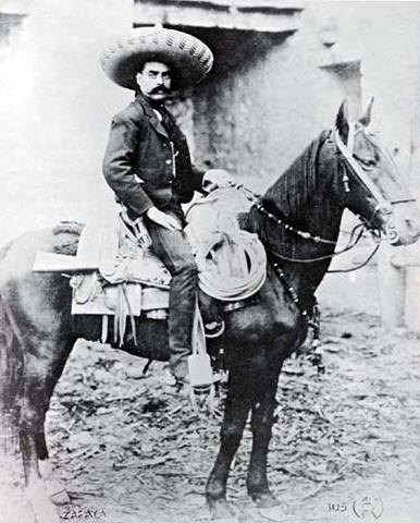 Asesinato de Emiliano Zapata.