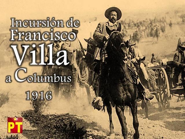 Invasion de Colombus