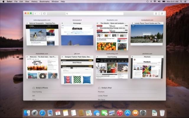 "OS X 10.10  ""Yosemite"""