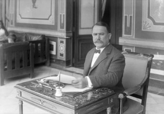 Presidencia de Àlvaro Obregòn
