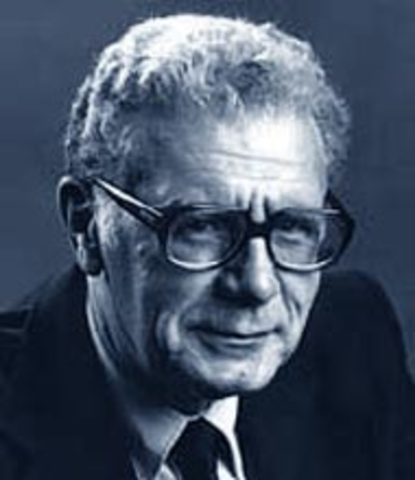 ESCUELA CUANTITATIVA HERBERT SIMON  (15 de junio de 1916 – 9 de febrero de 2001)