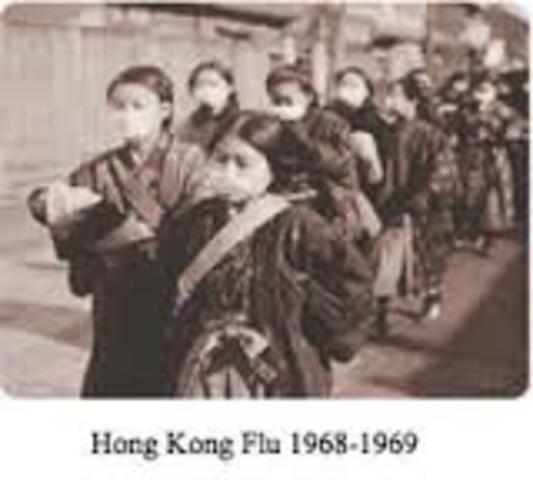 Hong Kong Flu Pandemic