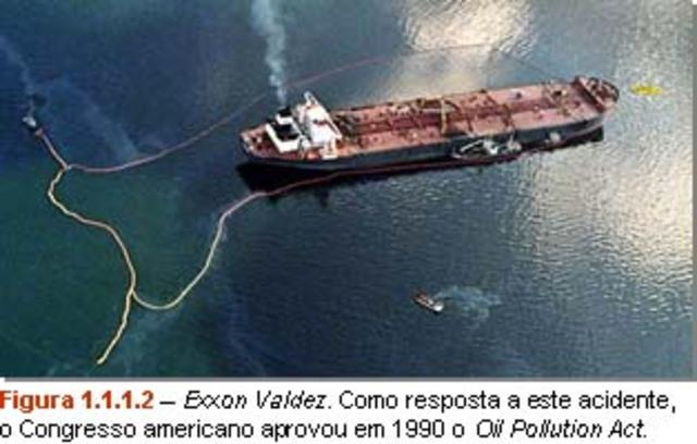 "Petroleiro ""Exxon Valdez"""