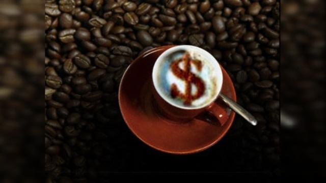 Caìda del cafè
