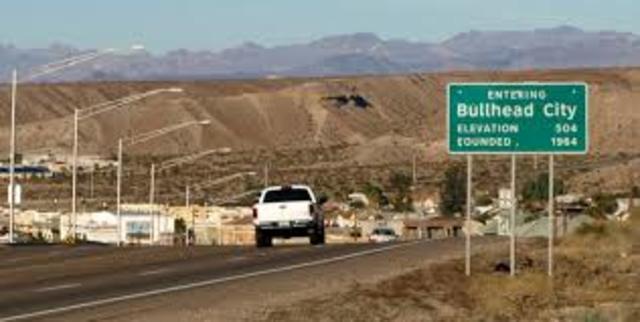 Place: Bullhead City