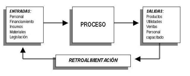 Enfoque de los sistemas a la administración