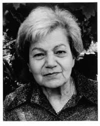 Margaret Schoenberger Mahler