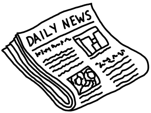 Newspaper Schedule