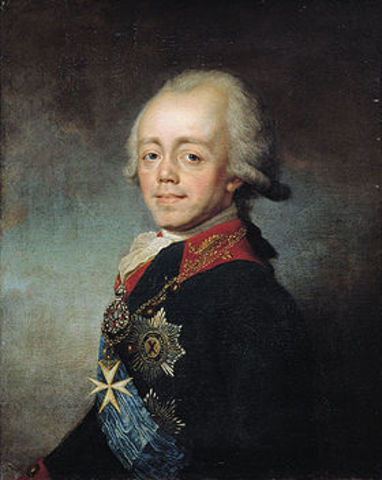 Па́вел I Петро́вич