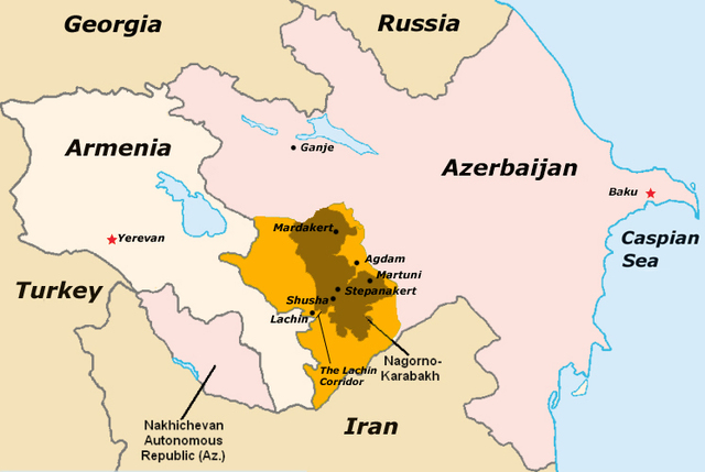 Russian forces occupy Armenian regions of the Ottoman Empire.