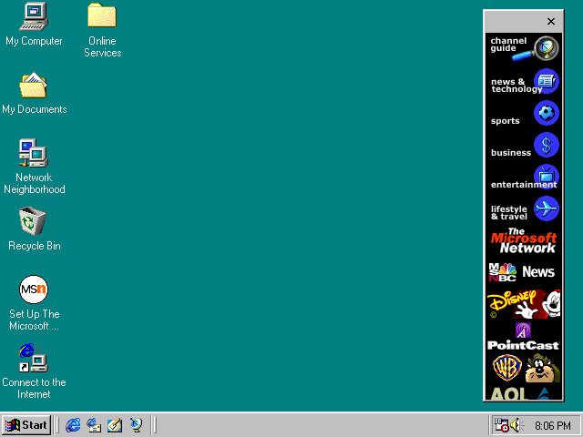Microsoft windows 98 is released to the general public