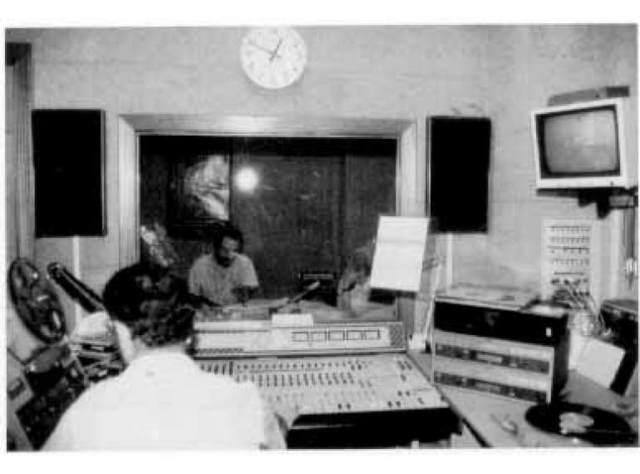 Pamplona y la Radio