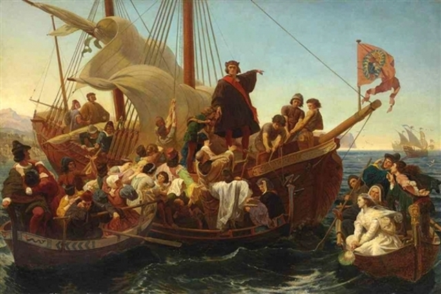 Прибытие в Лиссабон