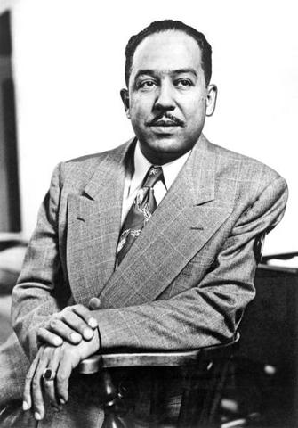 """Langston Hughes """"The Negro Speaks of Rivers"""" is published"""