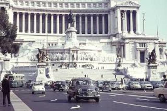 I Congreso Mundial de Psicología del Deporte en Roma