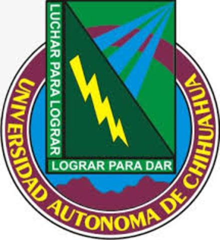 apertura del programa de Maestría enCiencias Aplicadas al Deporte porparte de la Facultad de EducaciónFísica y Ciencias del Deporte de laUniversidad Autónoma deChihuahua