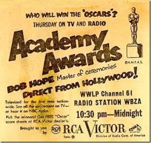 First Academy Awards