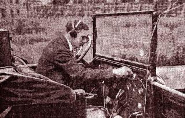 Car radio was invented.