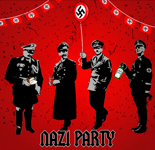 The Nazi party becomes the second largest political party in Germany.
