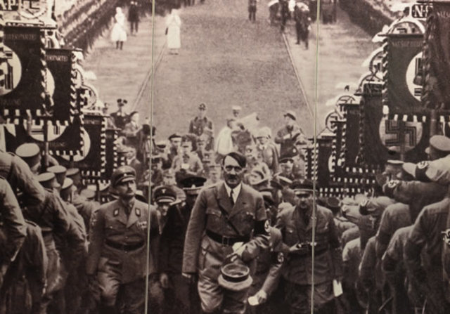 The Reichstag passes the Enabling Act, making Adolf Hitler dictator of Germany.