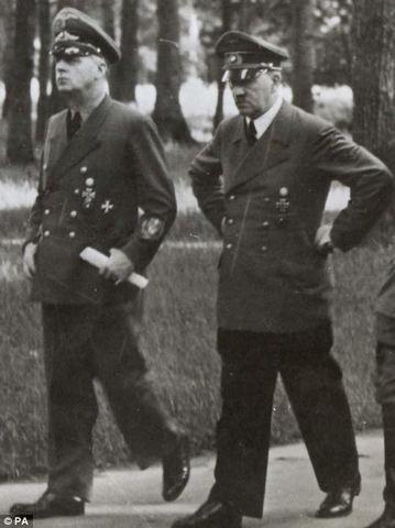 Hitler names Joachim von Ribbentrop ambassador for disarmament.