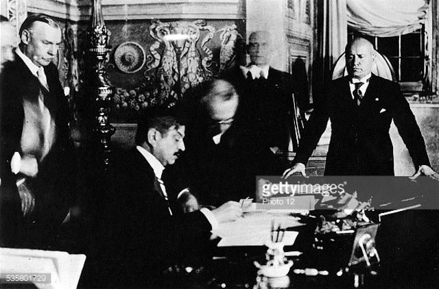 Franco-Italian Agreement