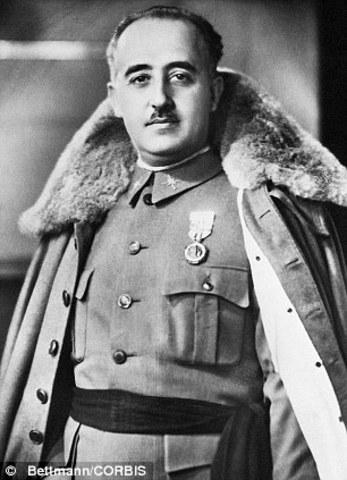 Franco conquers Barcelona