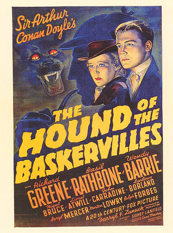 """""""The Hound of Baskervilles"""" is released."""