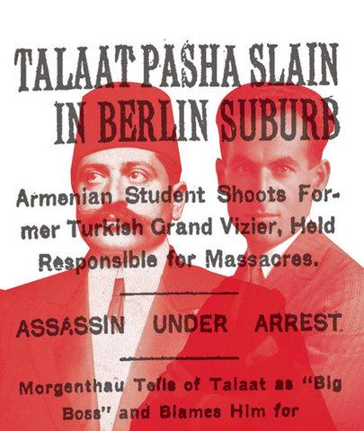Tehlirian's trial is held in Berlin