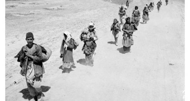 The massacre begins of the Armenian population of Mush, Sassun and Bitlis vilayets begins.
