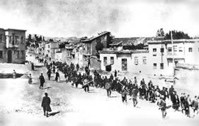 Sassun's Gelie-guzan village massacre