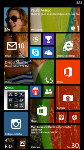 Microsoft Windows Phone 8.1 is release dto the general public