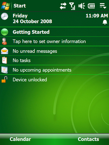 Microsoft Windows Mobile 6.1 is released to manufacturing