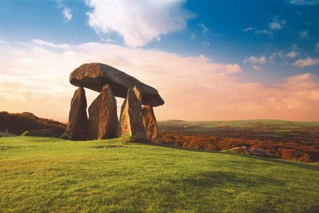 The Pentre Ifan