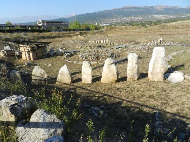 Stones Of Fossa
