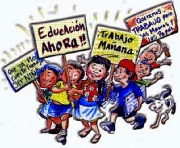 crisis educacional