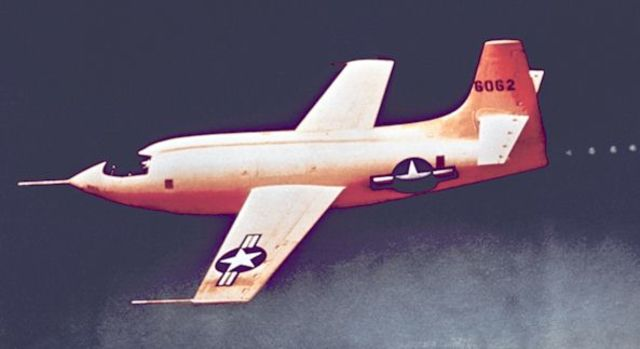 The bell aircraft