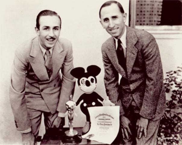 Disney Brother's Studio