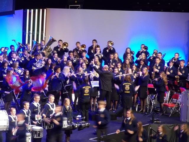 National FFA Band Premieres