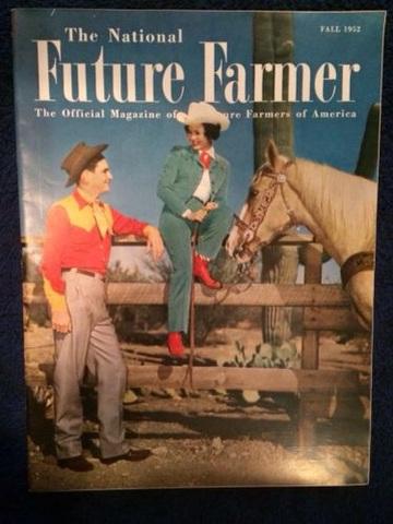 National Future Farmer Magazine