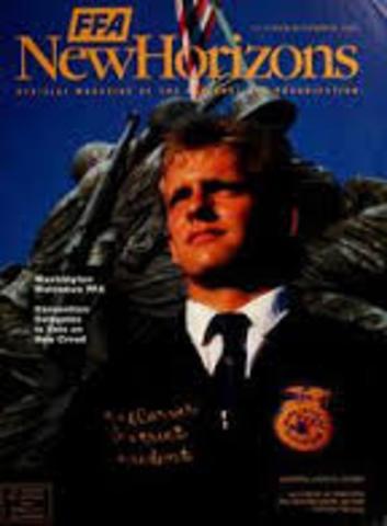 FFA New Horizons - magazine renamed