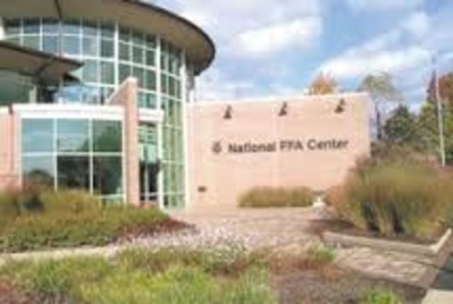 National FFA Center in Indianapolis Dedicated