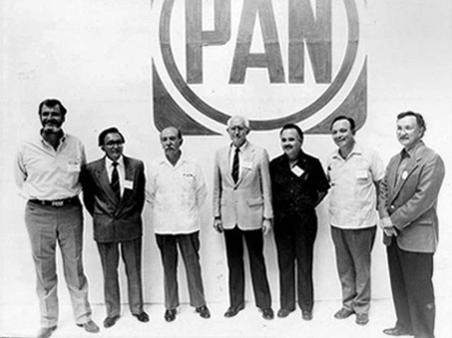 Se funda el Partido Acción Nacional